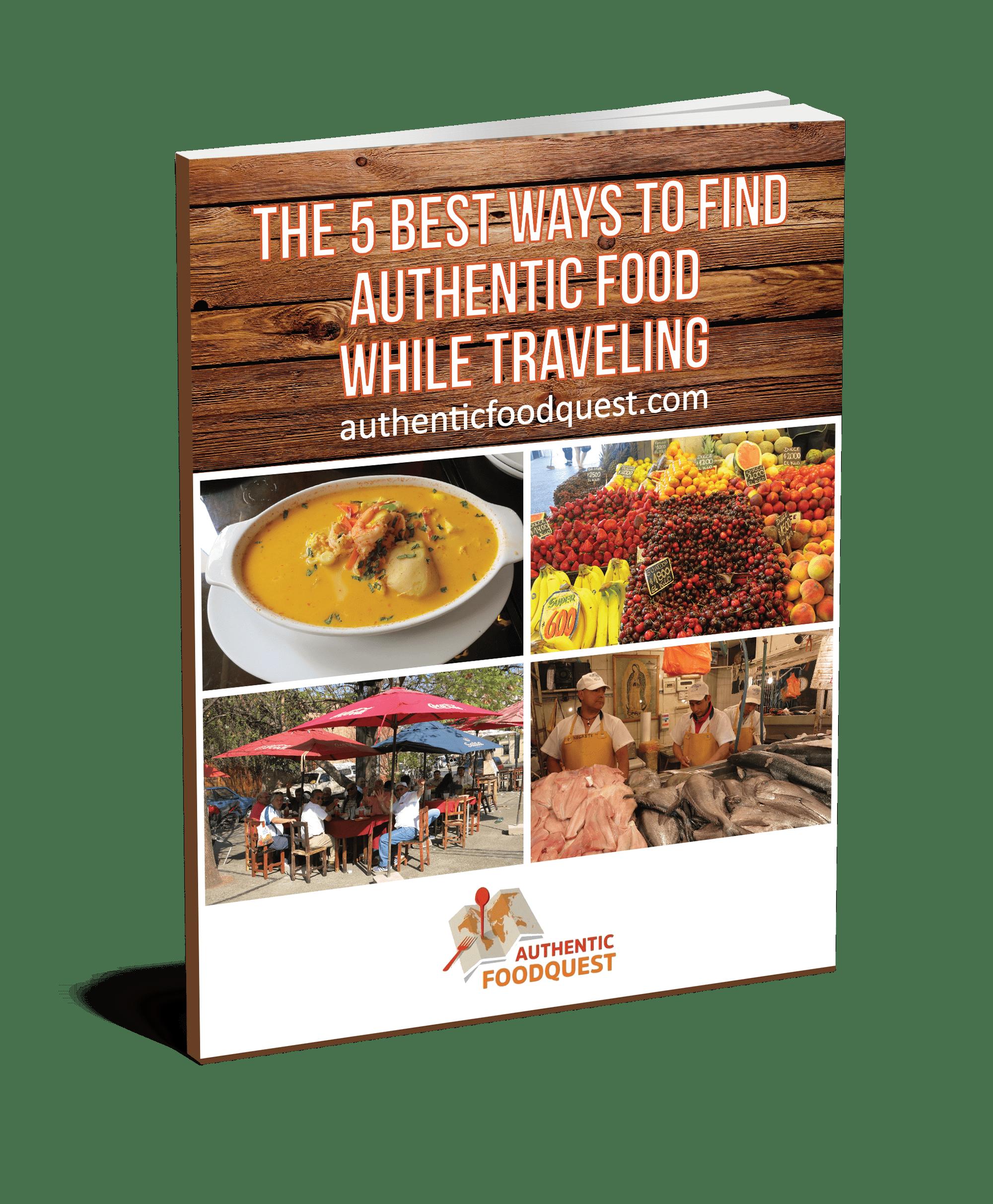 Authentic Food Experiences - Authentic Restaurant Experiences