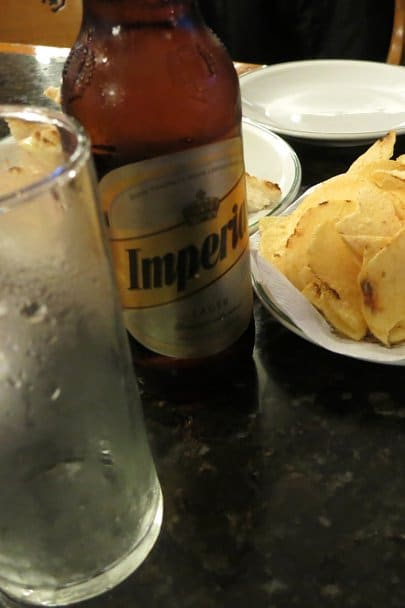Imperial Poron Argentina Beer Authentic Food Quest