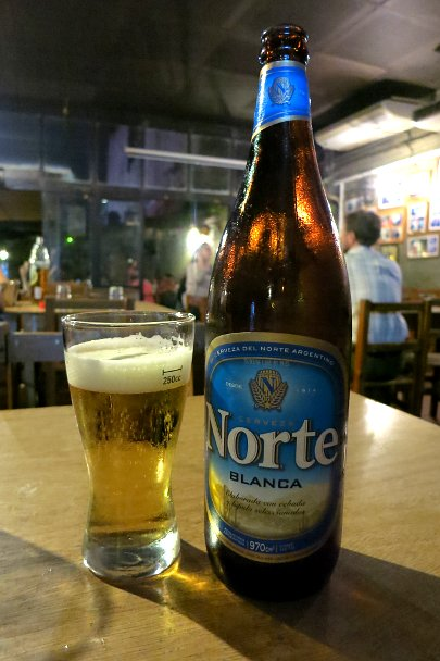Norte Argentina Beer Authentic Food Quest