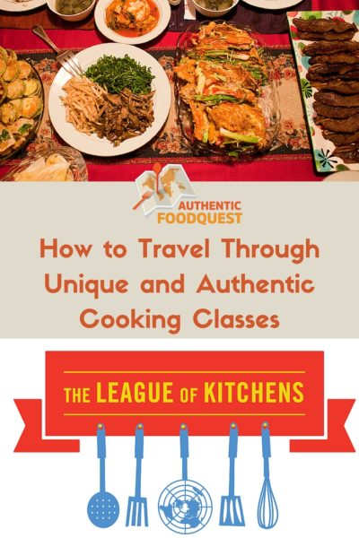 How to Travel Through Immersive Cooking Classes