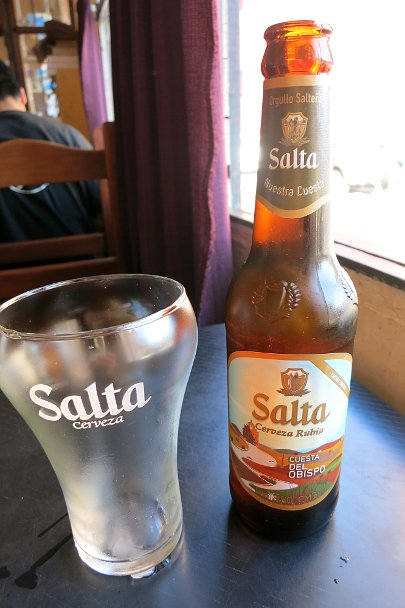 Salta Argentina Beer Authentic Food Quest