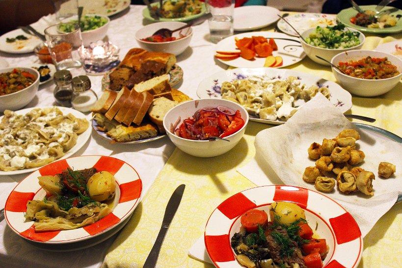 Immersive culinary classes uzbek workshop
