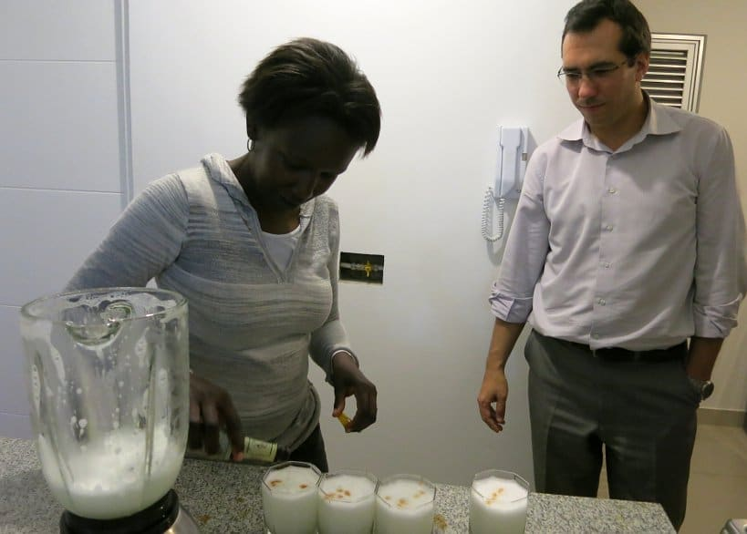 Make Pisco Sour Stay with locals Authentic Food Quest
