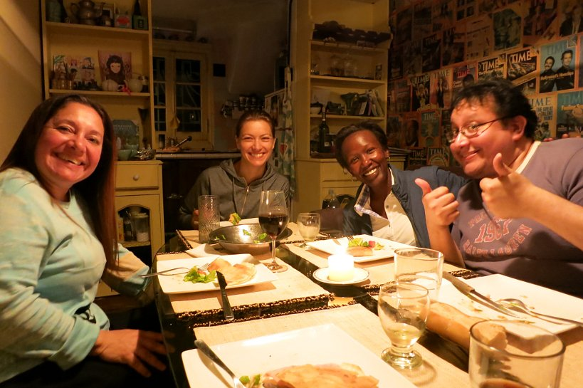 Santiago and San Stay with locals Authentic Food Quest