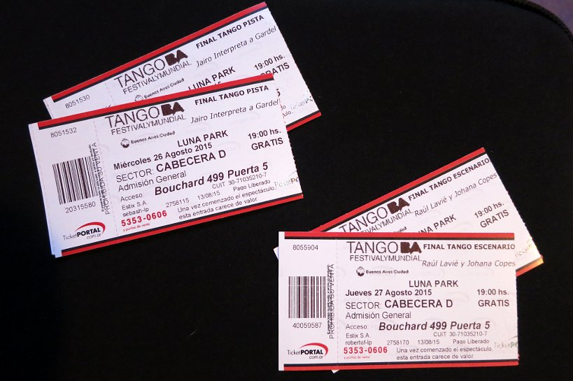 Tango Tickets Stay with localsAuthentic Food Quest
