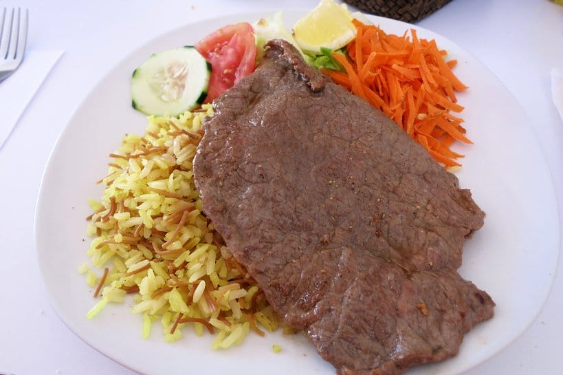 Churrasco de Vacuano San Pedro de Atacama Restaurants Authentic Food Quest