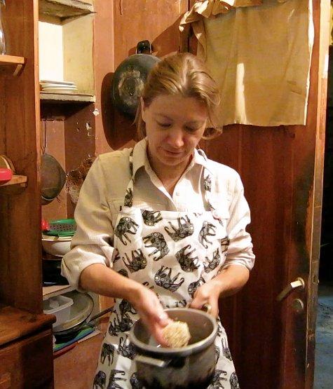 Homemade Dulce de Leche Tota Apron Authentic Food Quest