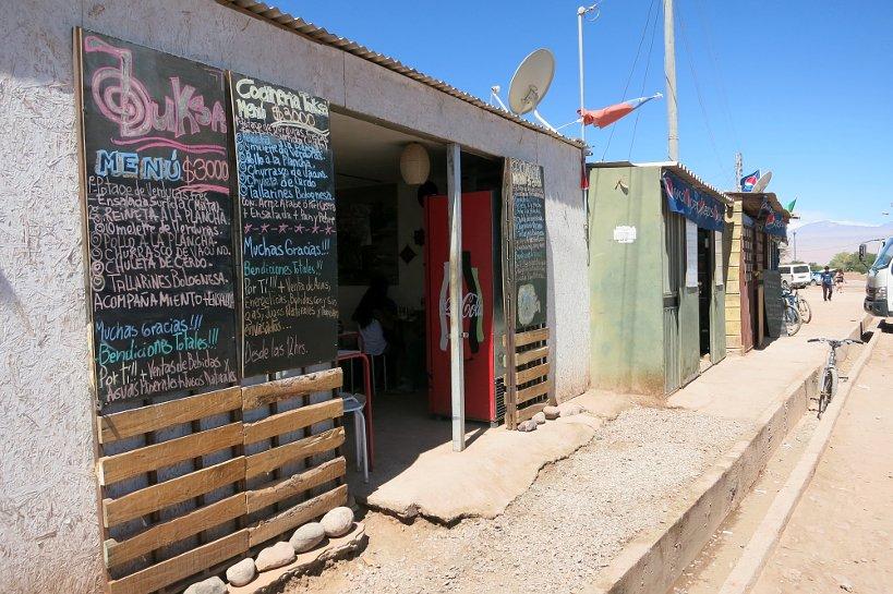 Food Shacks San Pedro de Atacama Restaurants Authentic Food Quest