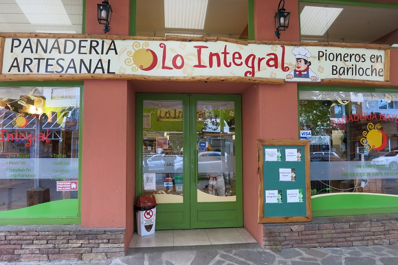 Lo Integral the best Argentinian food store and bakery