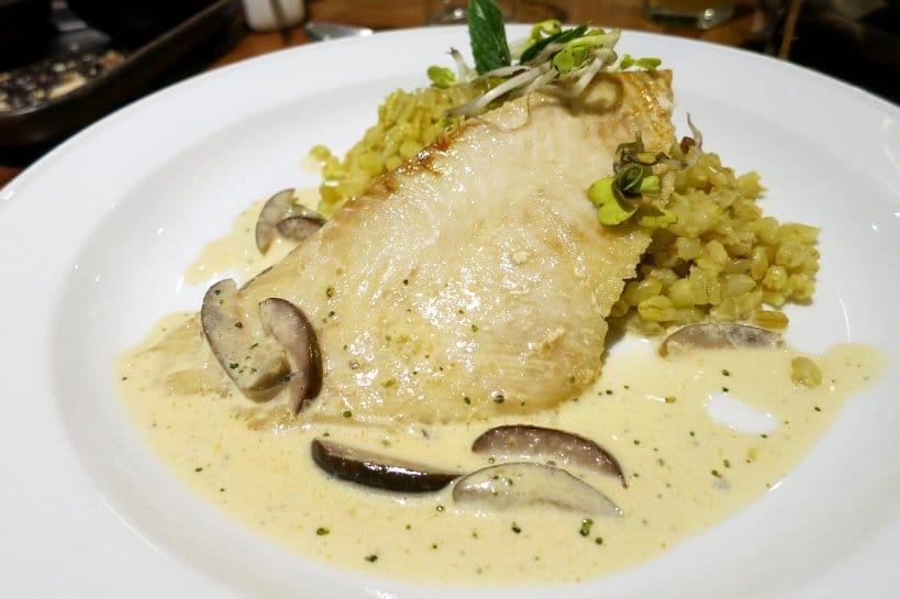 Baltinache Restaurant Reinata Fish San Pedro de Atacama Authentic Food Quest