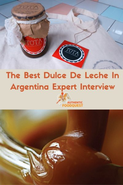 Pinterest The Best Home Made Dulce De Leche In Argentina Expert Interview Authentic Food Quest
