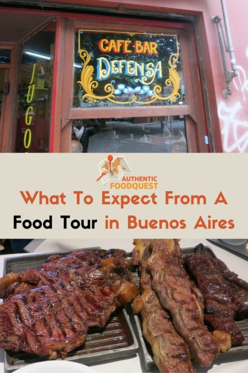 Pinterest What To Expect From A Food Tour in Buenos Aires AuthenticFood Quest