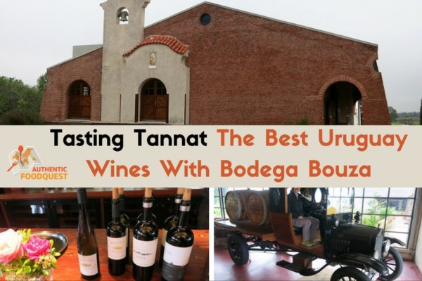 Tasting Tannat The Best Uruguay Wines With Bodega Bouza Authentic Food Quest