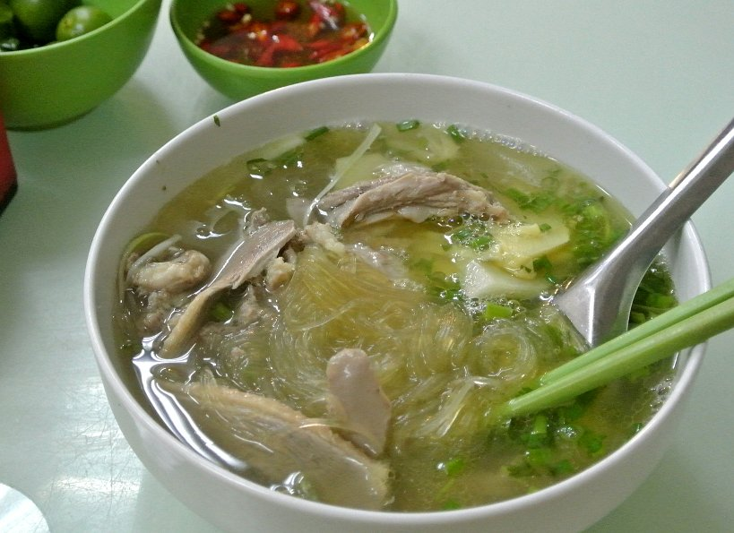 Southeast Asia Itinerary, picture of Vietnamese soup