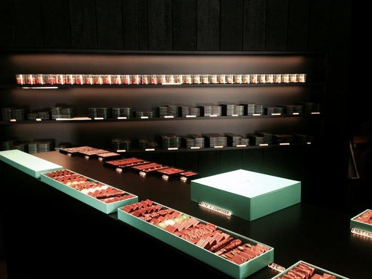 Paris chocolate tour at Patrick Roger Food Travel Expeeriences