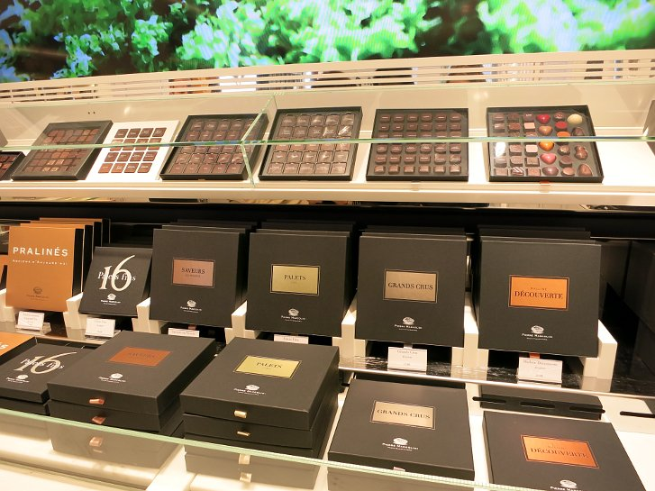 pierre marcolini store paris chocolate tour authenticfoodquest