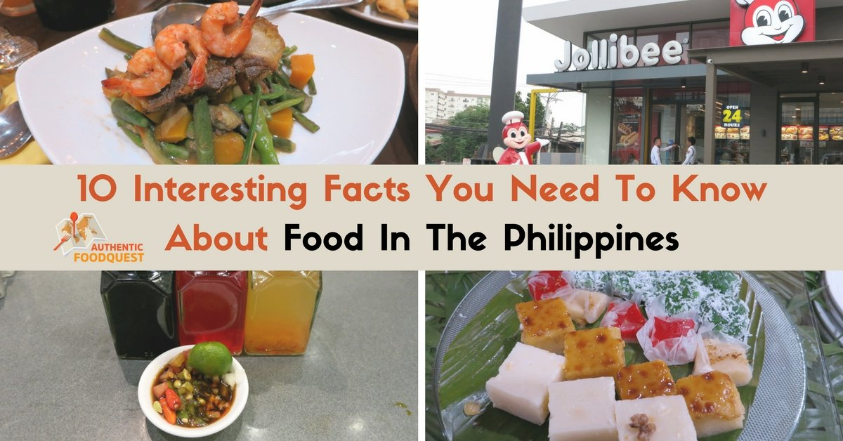 10 interesting facts you need to know about food in the philippines 10 interesting facts you need to know about food in the philippines authentic food quest forumfinder Images