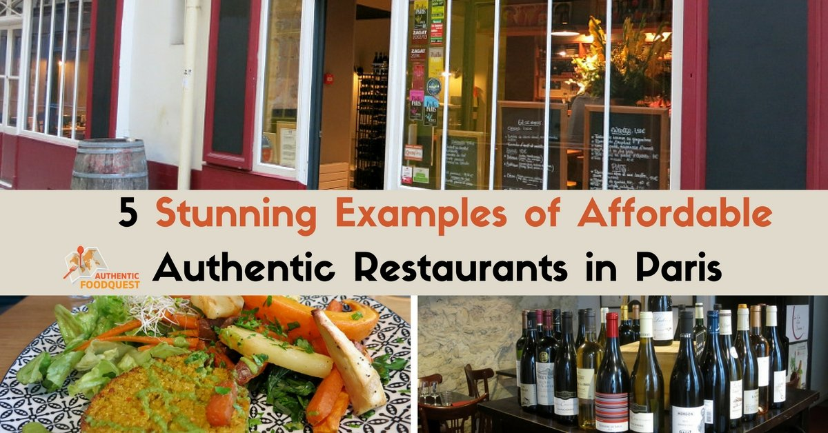 cover image affordable restaurants in Paris