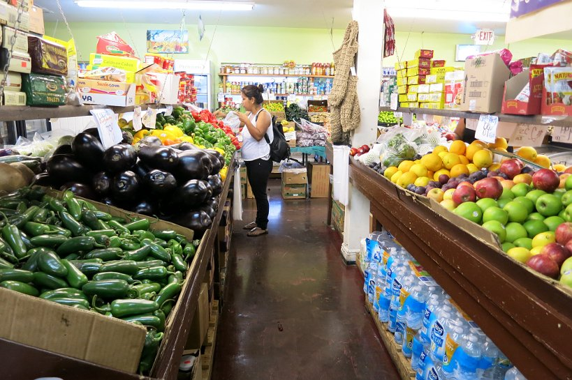 Don Victorio's market local food stores authentic food quest