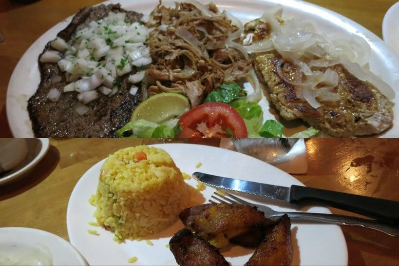 trio of meats cuban food miami authentic food quest