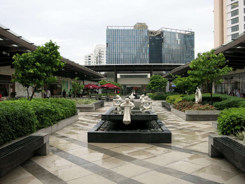 how to stay fit on your travels to the Philippines, around Ayala Center