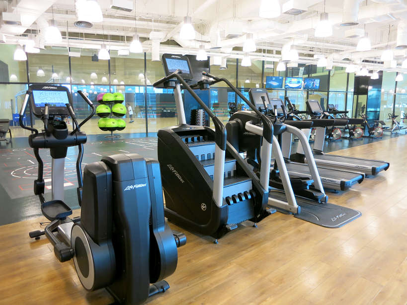 Kerry sports State-of-the-art cardio machines