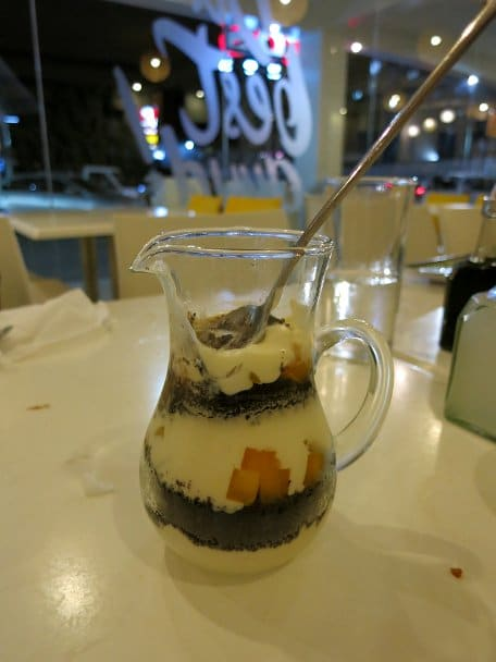 mango dessert Oreo Mango Float cebu lechon authentic food quest