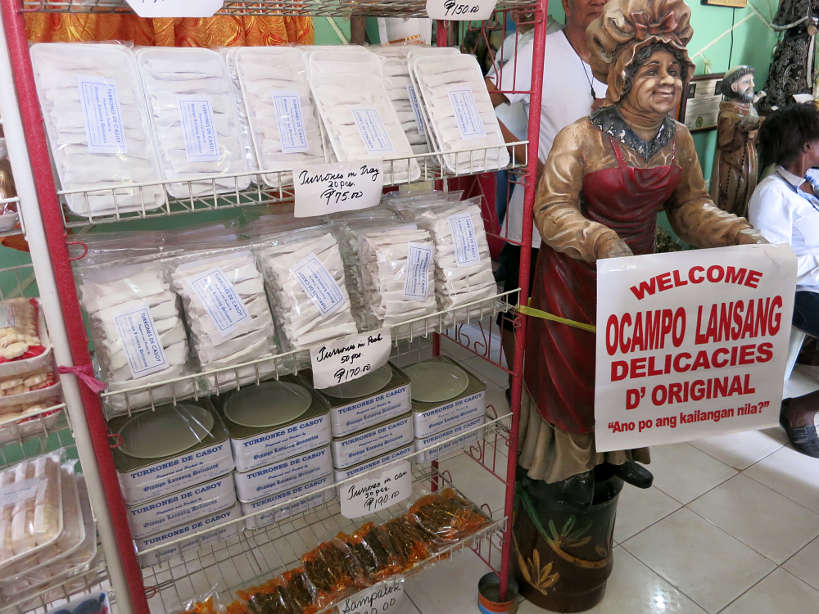 Ocampo Lansang Store for Pampanga Cuisine by Authentic Food Quest