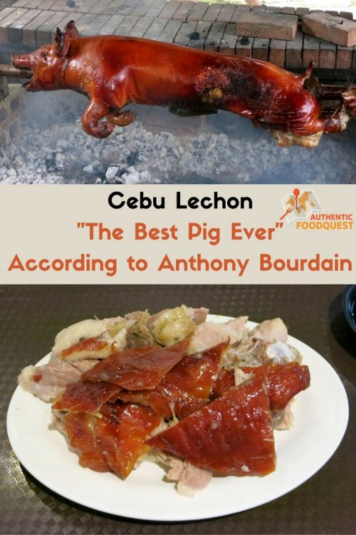 pinterest cebu lechon the best pig ever according to anthony bourdain