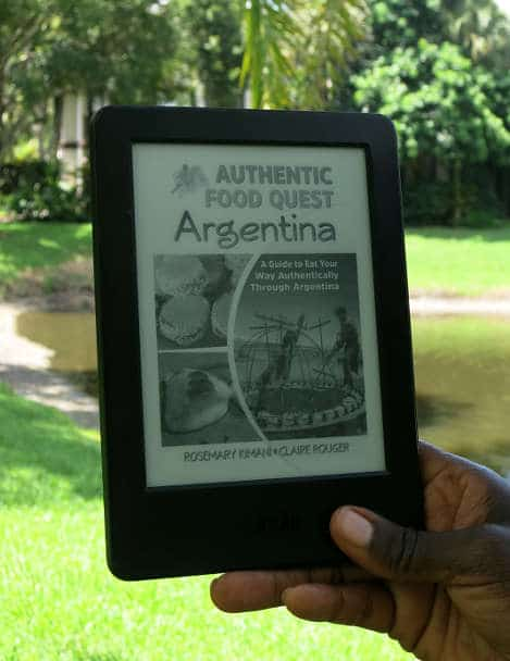 Kindle Gifts for food travelers by Authentic Food Quest