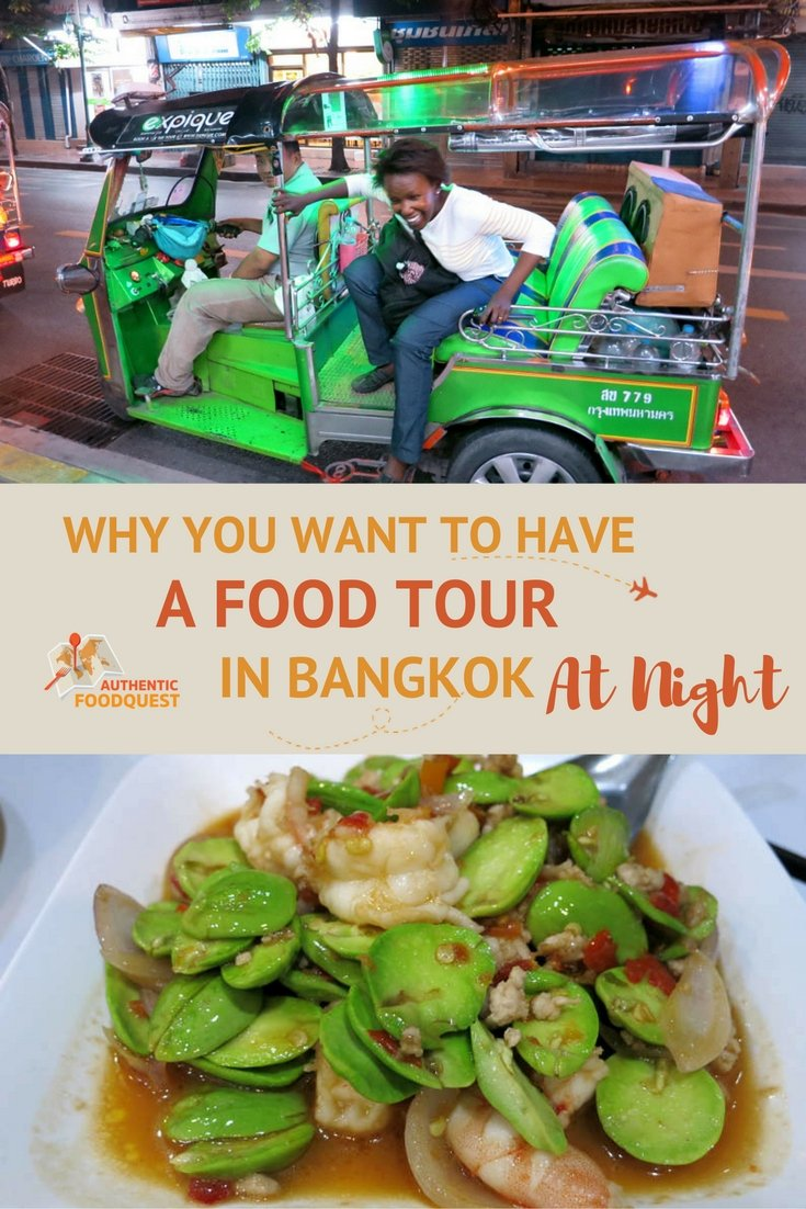 expique food tour bangkok at night authentic food quest