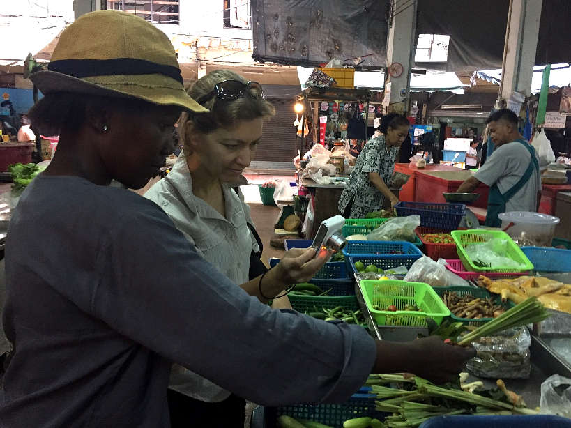 Bang Rak Market Bangkok food tour Authentic Food Quest