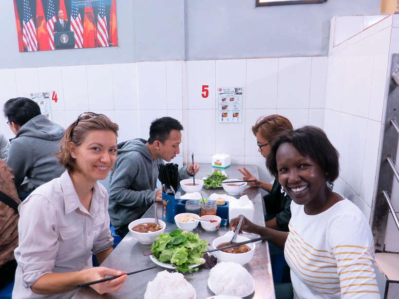 Bun Cha Vietnam Authentic Food Quest Food Travel experiences
