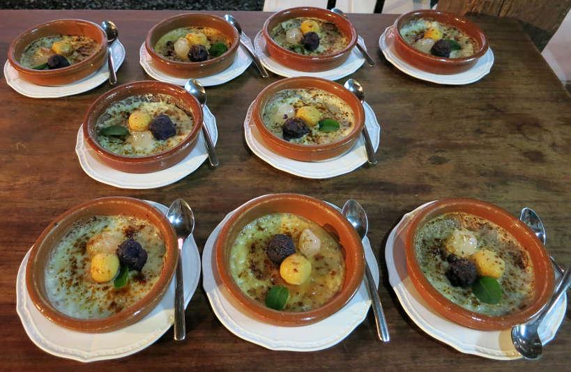 Paradiso Dessert Food Travel Experiences Authentic Food Quest