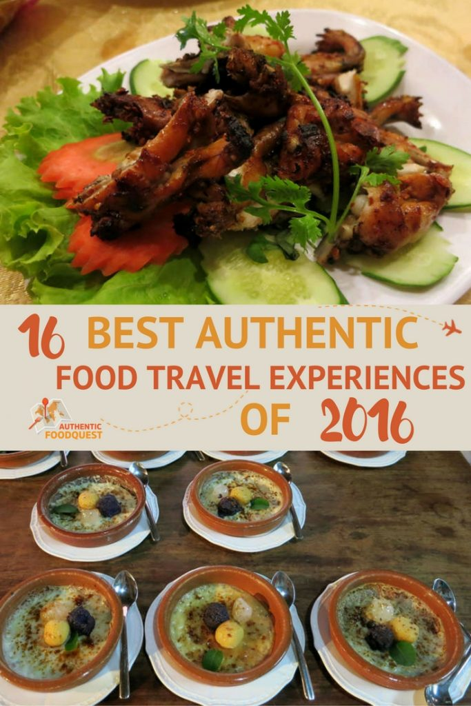 Pinterest Best Authentic Food T ravel Experiences 2016 Authentic Food Quest