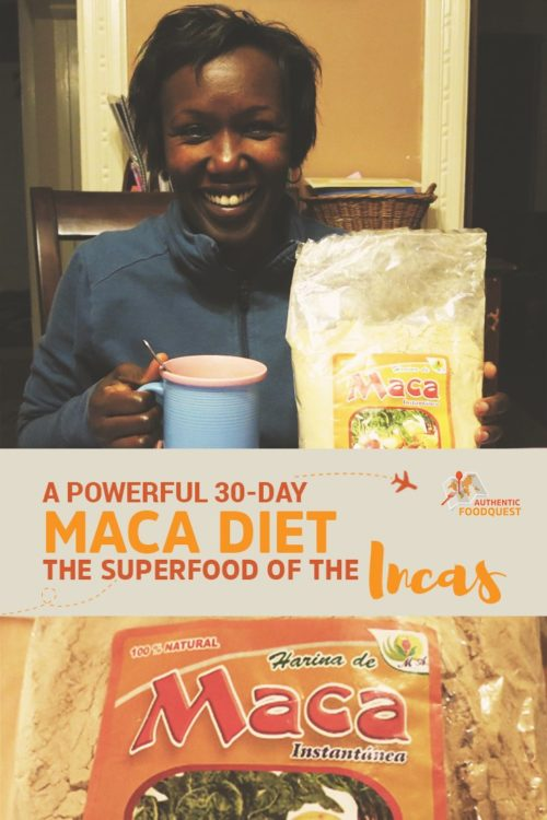 A powerful 30 day maca diet, superfood of the Incas_Authentic Food Quest