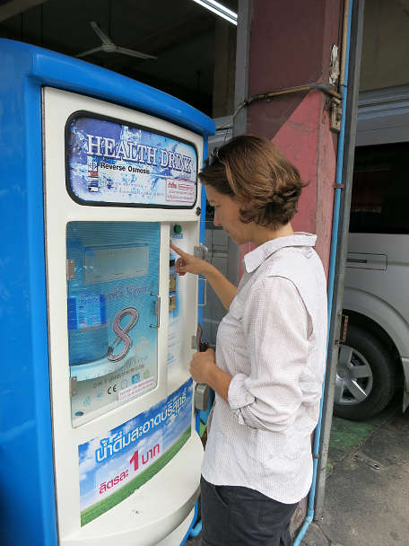 Reverse Osmosis Drinking Water in Southeast Asia Authentic Food Quest