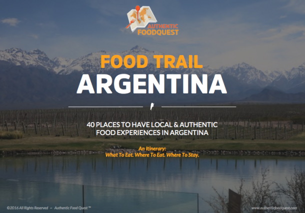 Food Trail Argentina Page Title Authentic Food Quest