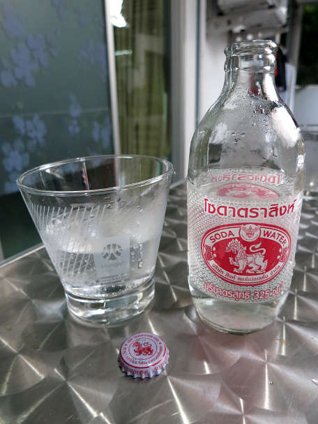 Soda Drinking water Thailand Southeast Asia Authentic Food Quest