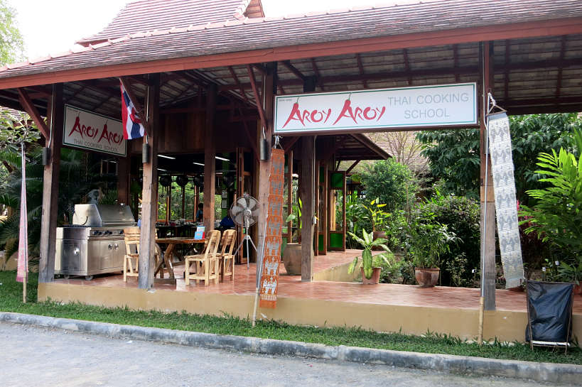 Aroy Aroy Cooking School Chiang Mai Cooking Class Authentic Food Quest