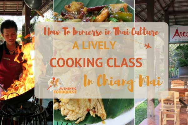 Aroy Aroy Chiang Mai Cooking Class Authentic Food Quest