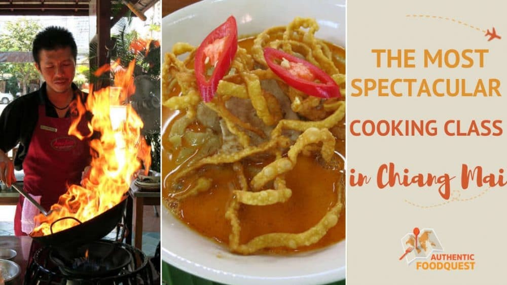 Chiang Mai Cooking Class with Aroy Aroy cooking school by Authentic Food Quest