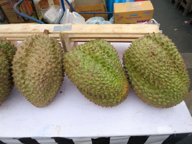 Durian Fruit Popular Thai Fruit Authentic Food Quest