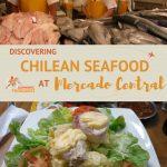 Pinterest Chilean Seafood Mercado Central Authentic Food Quest