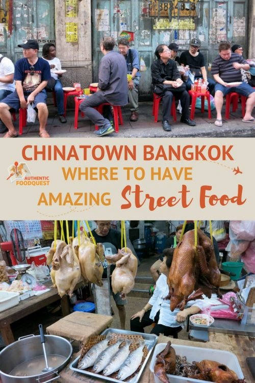 Chinatown Bangkok Street Food Authentic Food Quest