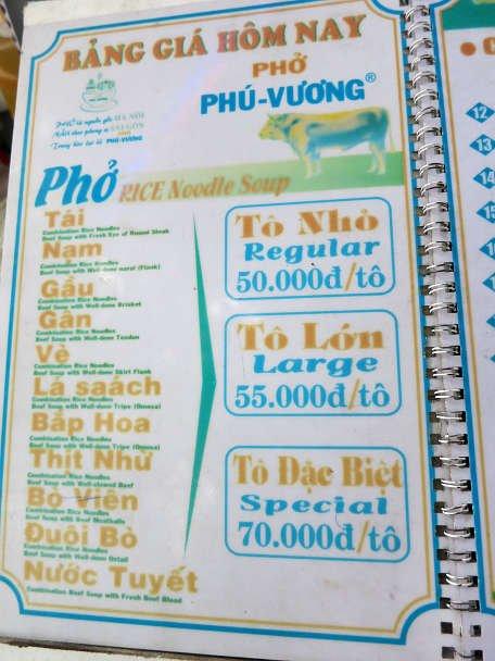 MenuPhoVuThuongSaigon_PhoinVietnam_Authenticfoodquest