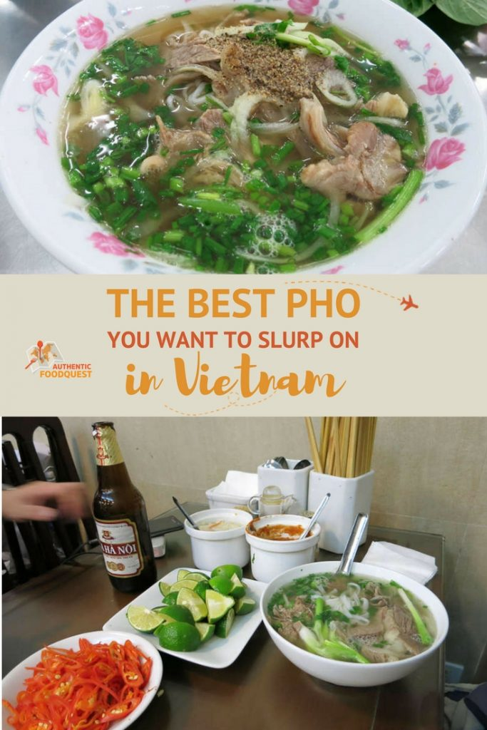 Pinterest Pho in Vietnam Authentic Food Quest