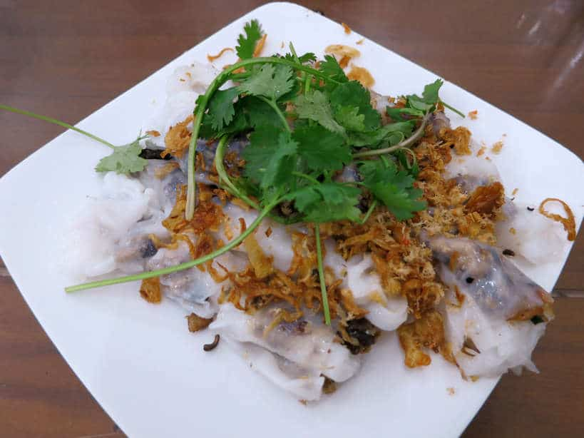 Banh Cuon Must Eat in Hanoi Authentic Food Quest