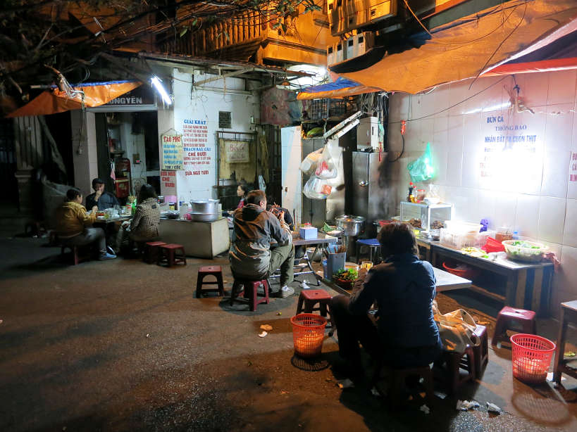 Bun Ca Sam Cay Si Must Eat in Hanoi Authentic Food Quest