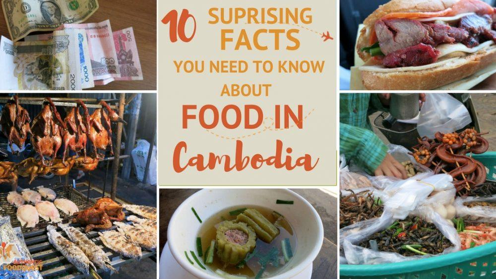 Food in Cambodia Authentic Food Quest